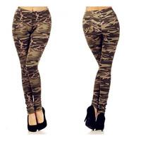 High Waist army pants for women,Fitness Brand Desert Storm Camouflage Leggings For Women 2014  leggings free shipping
