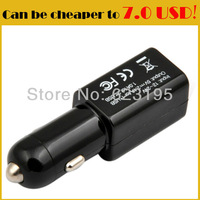 Dual USB Car Charger for Mobile Phone Charge FREE SHIPPING