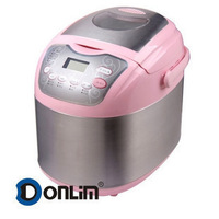 Free Shipping High quality Home Appliances Multifunction Lovely Bread machine home use Donlim  XBM-1139SPelectric bread maker