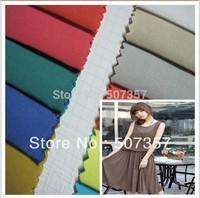 Wholesale NO052 pure silk twill fabric / skirt shirt fabric,women's top, star fabrics 100% Tencel