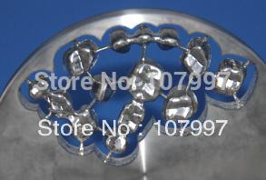 CAD/CAM milling dental titanium blank size OD98X18 Grade 2