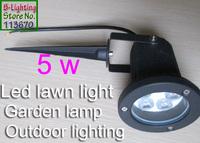 Garden light led outdoor,5w fence light grass lamp led12v,24v,110v,220v,230v,240v,warm white,blue,yellow,green,lawn lighting