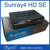 1PC Sunray 800 Se SR4 dvb800hd SE Triple Tuner Wifi Internal SIM2.10 Sunray4 HD se Satellite Receiver