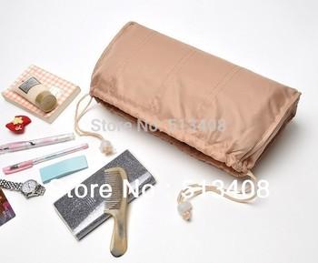 Promotions Lady's organizer bag pouch handbag organizer travel bag organizer insert with pockets storage bags