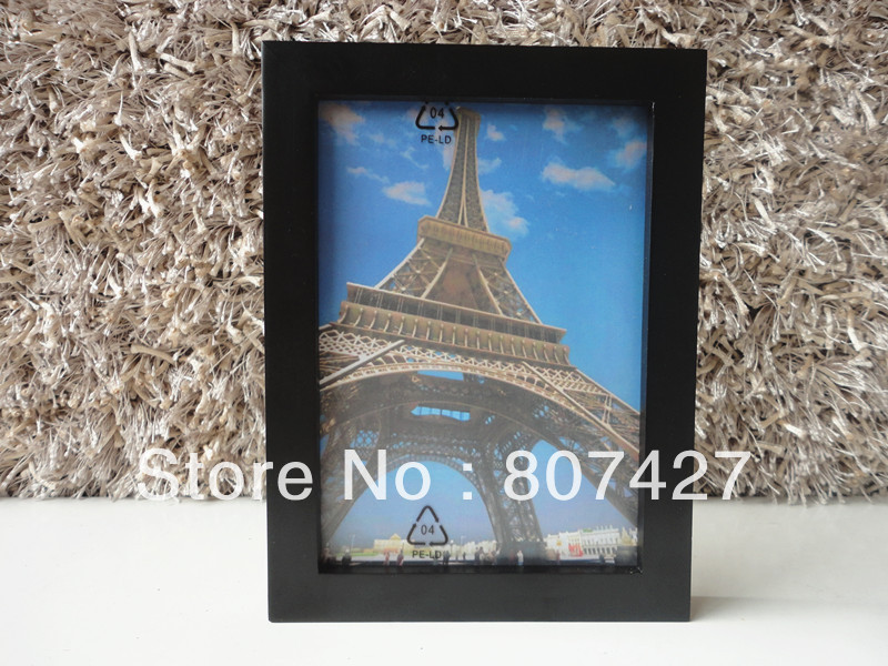 "Photo Frame wedding decoration 5x7"" Frames for wall decoration(China (Mainland))"