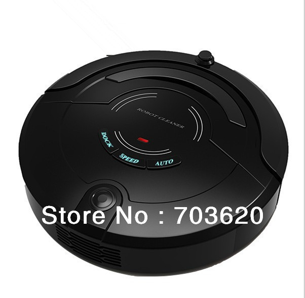 Klinsmann intelligent automatic household intelligent robot vacuum cleaner, sweeping machine quality goods(China (Mainland))