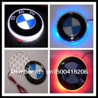 Converted car logo light tail light emitting logo LED sign