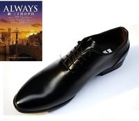 new 2013 brand men's Dress shoes Genuine Leather wedding shoes flats shoes mocassin shoes for men