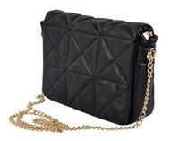 4Pcs/Lot Women Simple Plaid Handbags Fashion Ladies Chain Shoulder Bag Totes Purse  12114