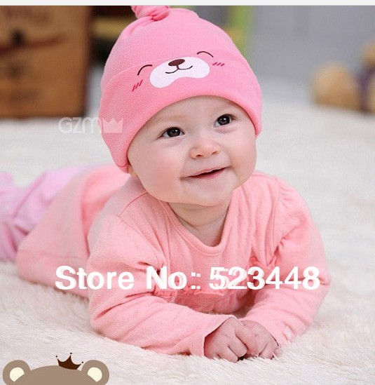 2013 NEW DESIGN wholesale baby girls boys hat Hand-woven hats, newborns sleep hat, baby hat hot selling 11 styles 5piece/lot(China (Mainland))