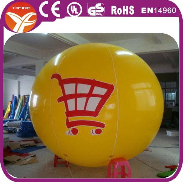 advertising inflatable Helium ballon(China (Mainland))