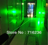 Free shipping 10000mW high power green laser flashlight with rechargeable battery 532nm green laser