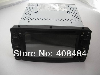 "6.2"" 2DIN Car DVD Player For BYD F3 / TOYOTA COROLLA E120 With GPS For Retail/Pcs+Free Shipping"