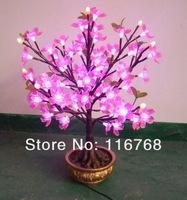 2013 Attractive Low Voltage Lighting LED Flower Pot for Home Garden Decoration