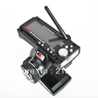 Flysky FS-GT3B 2.4G 3ch Gun RC System remote control Transmitter & Receiver For RC Car Boat with LED Screen
