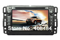 "7"" 2DIN Car Radio Audio DVD Player For GMC YUKON TAHOE ACADIA CHEVROLET TAHOE&SUBURBAN BUICK ENCLAVE 2007~2012 GPS Free Shipping"