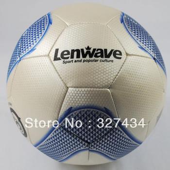 Soccer ball Football ball TPU Training/Match ball  professional Size 5  Wear-resisting Free shipping LW1322