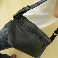 Free shipping classical man briefcase, business bag man, with genuine leather, excellent quality. TB-