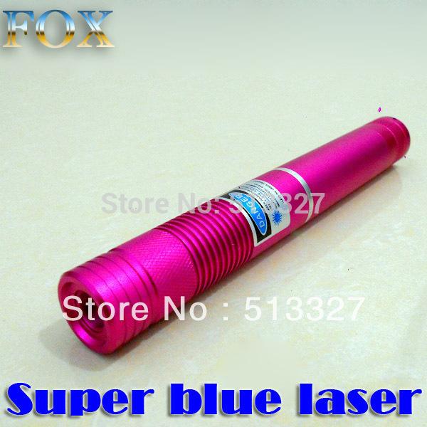 Лазерное перо FOX 5000mw 450nm + + fox-N50C