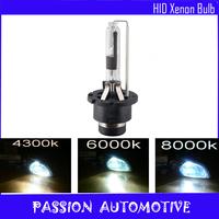 2Pcs/Lot 12V 35W D2R HID Xenon Low Beam Replacement Head Light Bulbs 4300K,6000K,8000K,10000K,12000K Free Shipping