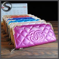 New Fashion Wallets for Women Famous Designer Wallet Women 's Purse ,High Quality Women Handbag Clutch (WP1053) Free Shipping