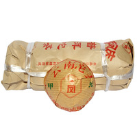 100g Premium Puer Tea 2009 Raw  Pu'erh ripe Pu'er tea lose weight decompressbrick Chinese tea