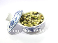 200g 2bags jasmine flower tea,Natural OrganicGreen Tea,Free Shipping