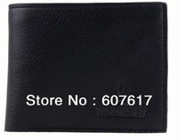 NEW arrive PU leather wallet  men's wallet wholesale Free shipping