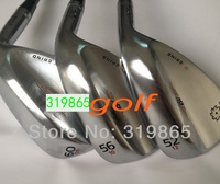 2014  New Spin Milled Vokey  SM5 Wedge 52/56/60 3pc/Lot  Golf Wedge BV Steel shaft Golf Club With Head Cover Free Shipping