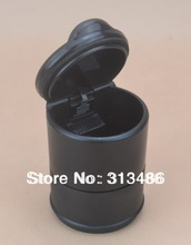 THICK PBT material car ashtray auto flame retardant cigarette ashtray(China (Mainland))