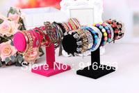 Free Shipping Bracelet holder single tier bracelet holder necklace holder rack flower headband jewelry display