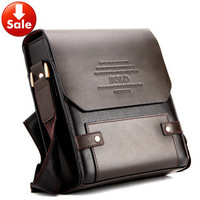 2014 New arrival fashion men bags PU leather men messenger bags man brand business bag shoulder bags,Briefcases,Handbags