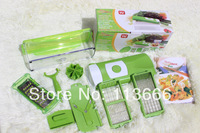 2013 Hot Selling ,Free shipping,Nicer Dicer Plus As See On TV Multi-function Kitchen Tools Vegetable Fruit Chopper,Drop ship.