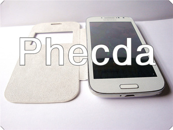 "Free Shipping 5.0"" Touch Screen Quad Band Dual SIM PX9500 TV WIFI Mobile Phone with Case Cover"