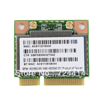 for HP Realtek RTL8188CEB8 WiFi Bluetooth MINI Half Pci-e Card P/N 602640-001 SPS 602993-001