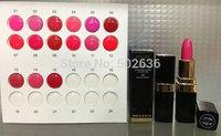 free shipping!New MAKEUP 15 Different Colors Makeup Lipstick 3.5g (10pcs/lot)
