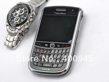 5pcs/lot Refurbished Original BlackBerry Tour 9630 Mobile Phone GPS Bluetooth Valid PIN+IMEI Number Free Shipping