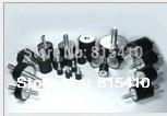 Rubber+Fe#45 Shock absorber vibration damper  2 bolts for air compress instrument  diesel engine petrol engine instrumetation