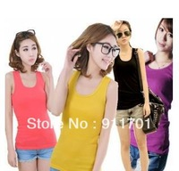 Hot high-quality Women's new word vest