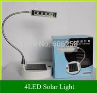 Led Solar Table Lamp / PC USB Charger LED Portable Lamp / Solar Bulbs Light / Solar Indoor Reading lighting 1PCS
