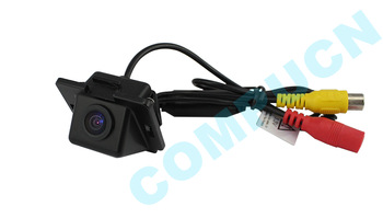 Car Reverse Back Up Camera For Outlander/ Peugeot 4007/ C-Crosser, Waterproof, 170 Degree Wide View, Night Vision, Fuse Box