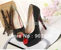 Free shipping European Star style super high heel wedding pumps 14cm PPXX