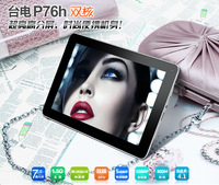 "Original Teclast P76H Dual Core 7"" G+G 5-Points Touch Capacitive Screen Android 4.1 AML8726MX Cortex-A9 Dual Core WiFi Tablet PC"