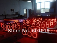 "12""oil price, led numbers display"