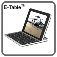 free shipping mini best quality aluminum case with bluetooth keyboard 3.0 for Google Nexus 7