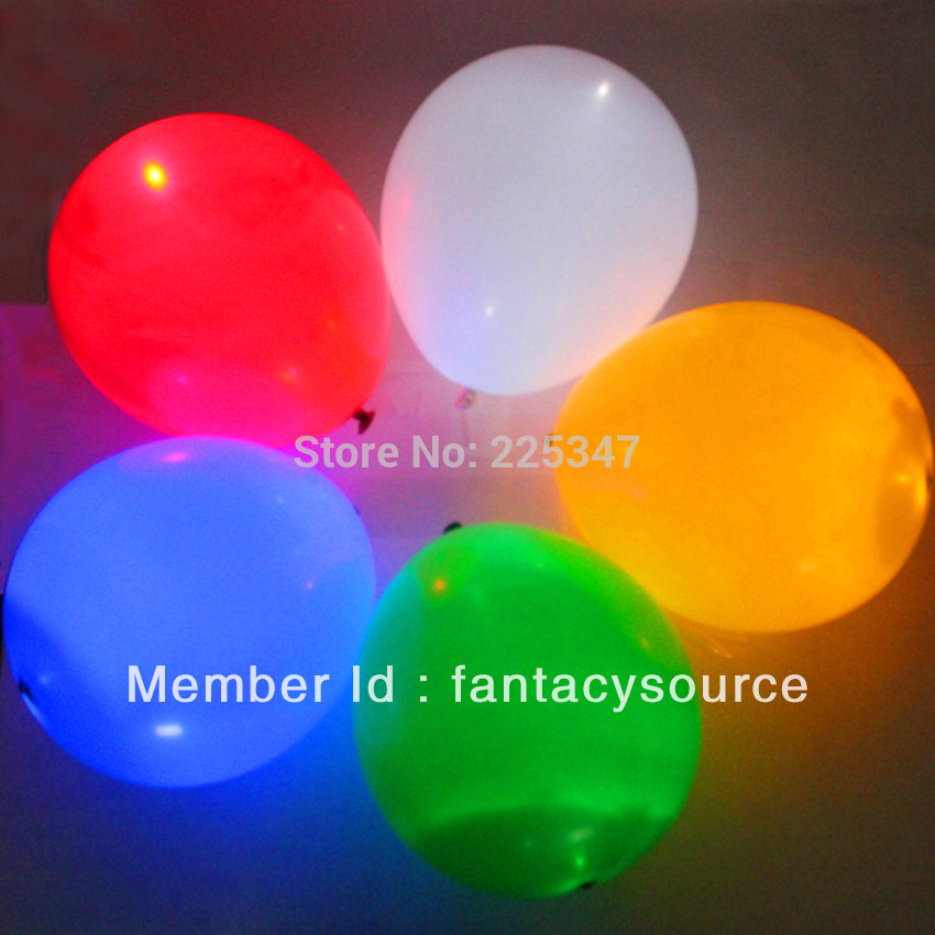 factory cheap price led balloon mixture colour,led ballon light(China (Mainland))
