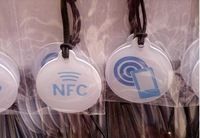 2013 Latest NFC tags Applicable to a variety of mobile phone A variety of patterns for erasable SmartTags 40pcs/lot