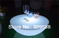 16colors,fashionable illuminated led coffee table,led table,battery led table,event furniture