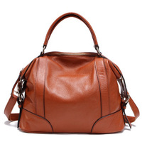 2013 spring and summer fashion luxury classic casual genuine leather handbag women's first layer of cowhide women's handbag