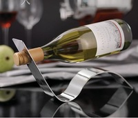 Stainless Steel Red Wine Holder S Shape(only for oem order!!!)